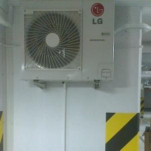 montowanie klimatyzacji